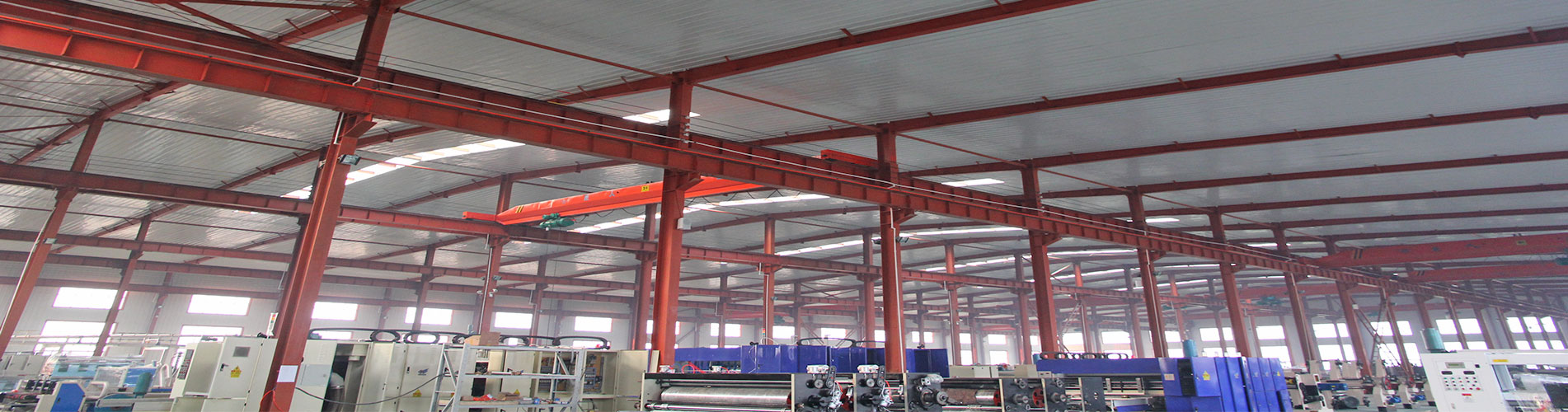 Steel warehouse and prefabricated house manufacturer